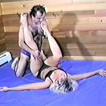 Joan Wise Classic Female Wrestling Video 183