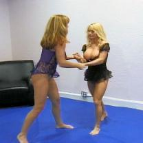 Joan Wise Classic Female Wrestling Video 264